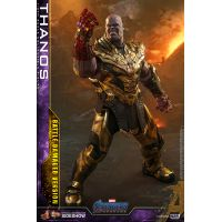 Thanos (Battle Damaged Version) Avengers: Endgame figurine 1:6 Hot Toys 905891