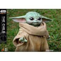 L'Enfant (Bébé Yoda) figurine grandeur nature Hot Toys 905871