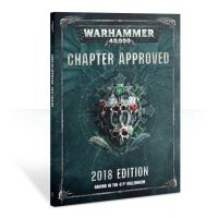 Warhammer 40k Chapter approved Édition 2018 (French edition) ISBN 978-1-78826-374-0