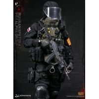 Russian Spetsnaz FSB Alpha Group figurine 1:6 DamToys 78064