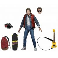 Back to the Future Ultimate Marty McFly 7-Inch Scale Action Figure NECA