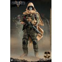 Modern BattleField 2020 Ghost End War 1:6 figure Flagset 73030