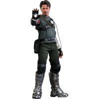 Tony Stark (Mech Test DELUXE VERSION) 1:6 figure Hot Toys 906793