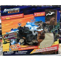 Ensemble de jeu Dinosaure, voiture et sable Adventure Force
