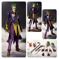 The Joker 6-inch figure Injustice Bandai SH Figuarts