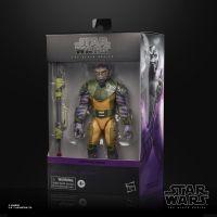 "Star Wars The Black Series 6 pouces Garazeb ""Zeb"" Orrelios Deluxe Hasbro"