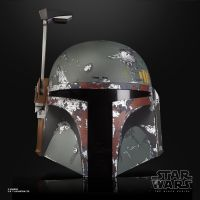Star Wars The Black Series Casque électronique Boba Fett Hasbro