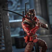 GI Joe Classified Series 6-Inch Red Ninja Action Figure Hasbro