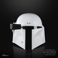 Star Wars The Black Series Boba Fett (Armure prototype) Casque électronique Hasbro E9499
