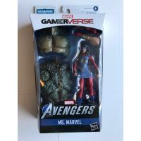 Marvel Legends Avengers Video Game Abomination BAF Series - Ms. Marvel (Kamala Khan) Hasbro