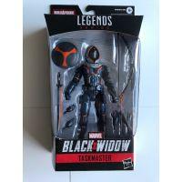 Marvel Legends Black Widow Crimson Dynamo BAF Series Ensemble de 7 Figurines Hasbro