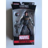 Marvel Legends Black Widow Crimson Dynamo BAF Series - Winter Soldier Hasbro