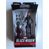 Marvel Legends Black Widow Crimson Dynamo BAF Series - Black Widow Hasbro
