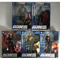 GI Joe Classified Series 6 pouces Série 1 Ensemble de 5 Figurines Hasbro