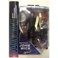John Wick Select 7-inch Tactical John WIck Black Suit Diamond