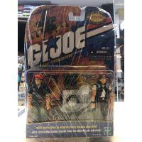 GI Joe TRAH Dusty and Law & Order (2001) Hasbro