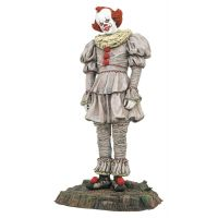 It Chapter 2 Gallery Pennywise Swamp PVC 10-inch Diamond Select