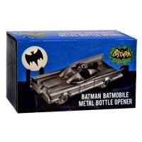 Batman Batmobile (1966) Metal Bottle Opener Diamond