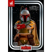 Star Wars: The Empire Strikes Back 40th Anniversary Collection Boba Fett (Vintage Color Version) 1:6 figure Hot Toys 906189
