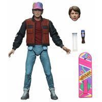 Back to the Future 2 Marty McFly Figurine 7 pouces Ultimate NECA