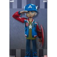 Captain America Designer Collectible Toy Unruly Industries 700098