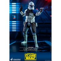 Star Wars: The Clone Wars Captain Rex figurine 1:6 Hot Toys 906349