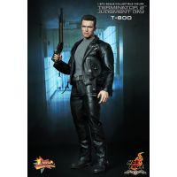 Terminator 2 T-800 figurine 1:6 Hot Toys no. MMS117