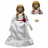 The Conjuring Universe Annabelle 8-Inch Cloth Action Figure NECA