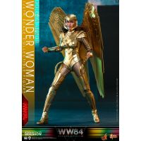 Golden Armor Wonder Woman (Deluxe) 1:6 figure Hot Toys 906348