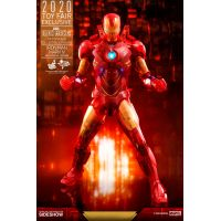 Iron Man Mark IV (Version Hologramme) Figurine 1:6 EXCLUSIVE Hot Toys 906328