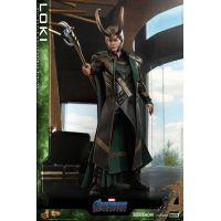 Loki Avengers: Endgame 1:6 figure Hot Toys 906459