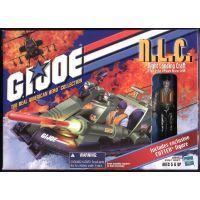 GI Joe (2001) NLC Night Landing Craft avec figurine Cutter Hasbro