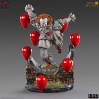 Pennywise Deluxe Statue 1:10 Iron Studios 906684
