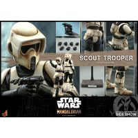 Scout Trooper Sixth Scale Figure The Mandalorian - Star Wars Television Masterpiece Series  by Hot Toys  906339