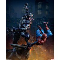 Spider-Man vs Venom Maquette (22-inch) Sideshow Collectibles 200561