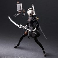 2B (YoRHa No2 Type B) Deluxe Action Figure Square Enix 907113