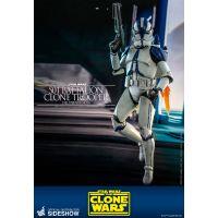 501st Battalion Clone Trooper (Deluxe) 1:6 figure Hot Toys 906959