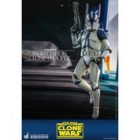 501st Battalion Clone Trooper (Regular version) 1:6 figure Hot Toys 906958