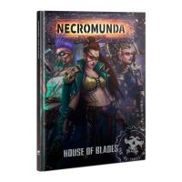 Necromunda House of Blades HC ISBN 978-1788269506