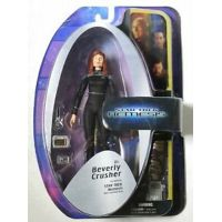 Star Trek (Nemesis) Beverly Crusher 7 in action figure Diamond