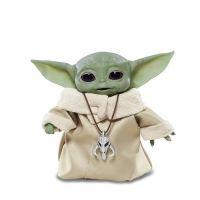 Star Wars The Mandalorian The Child (Baby Yoda) Animatronic Edition (7 1/2-inch) Hasbro