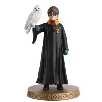 ​Harry Potter Wizarding World Collection 1:16 Eaglemoss - Harry & Hedwig