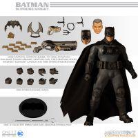 One-12 Collective DC Supreme Knight Batman Mezco Toyz