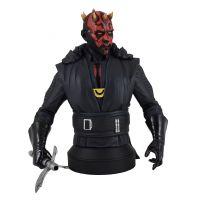 Star Wars Crimson Dawn Darth Maul 1/6  Scale Bust Diamond Select