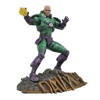 ​DC Gallery Comic Lex Luthor Diorama 9-inch Diamond Select Toys