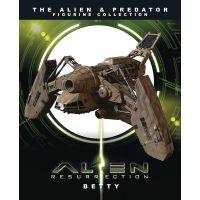Alien Predator Fig Ship #7 Betty Eaglemoss APSUK007