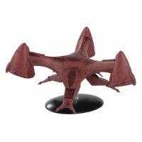 Star Trek Starships Figure Collection Mag Special #0 Special 22 T'Plana-Hath Vulcan Lander Eaglemoss