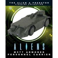Alien Predator Fig Ship #9 M577 Armored Personnel Carrier Eaglemoss