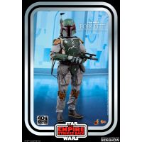 Boba Fett ESB 40th Anniversary 1:6 figure EXCLUSIVE Hot Toys 906324