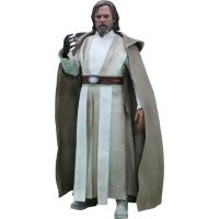Star Wars The Force Awakens Luke Skywalker Sixth Scale Figure Hot Toys 902776